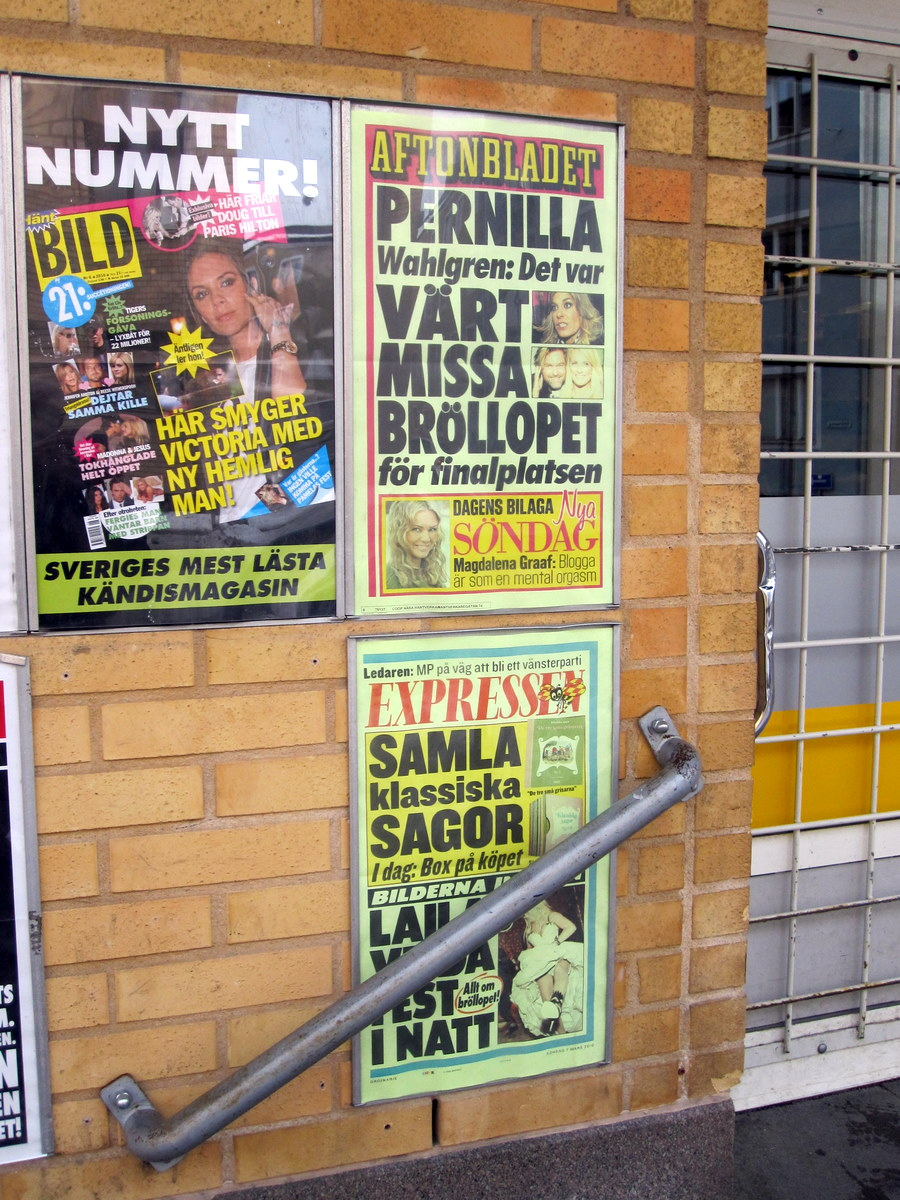March 7 - Pernilla misses out on wedding for a place in the final