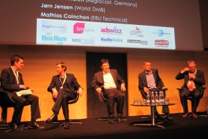 Talking about a digital future for radio in Europe