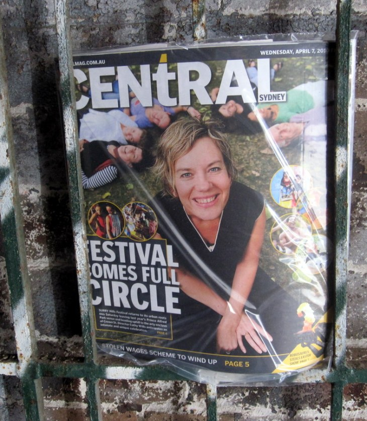 Surry Hills Festival comes full circle