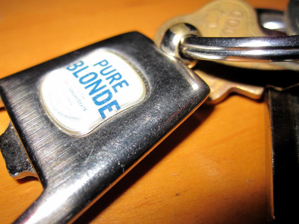 Spare set of house keys
