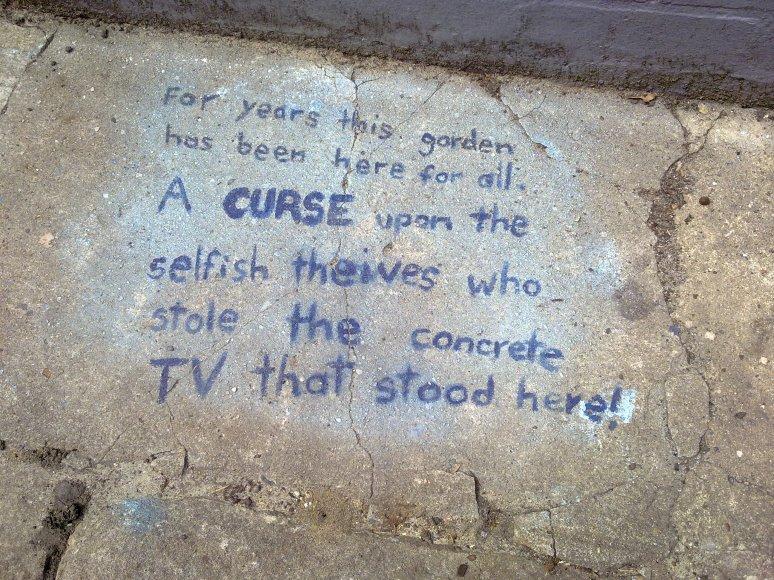 Stolen Television