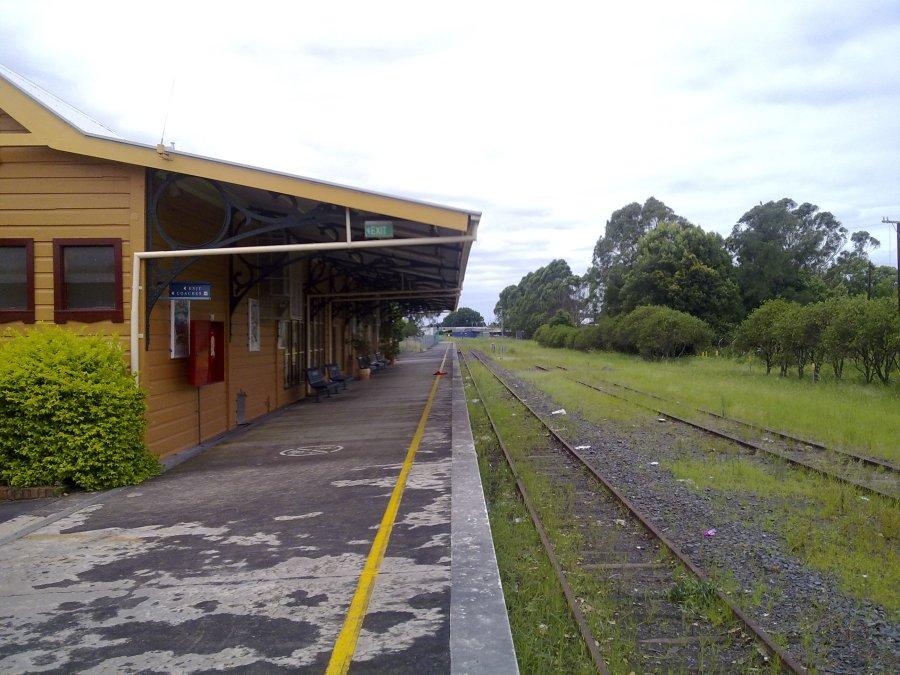 Lismore Railway Station 2010