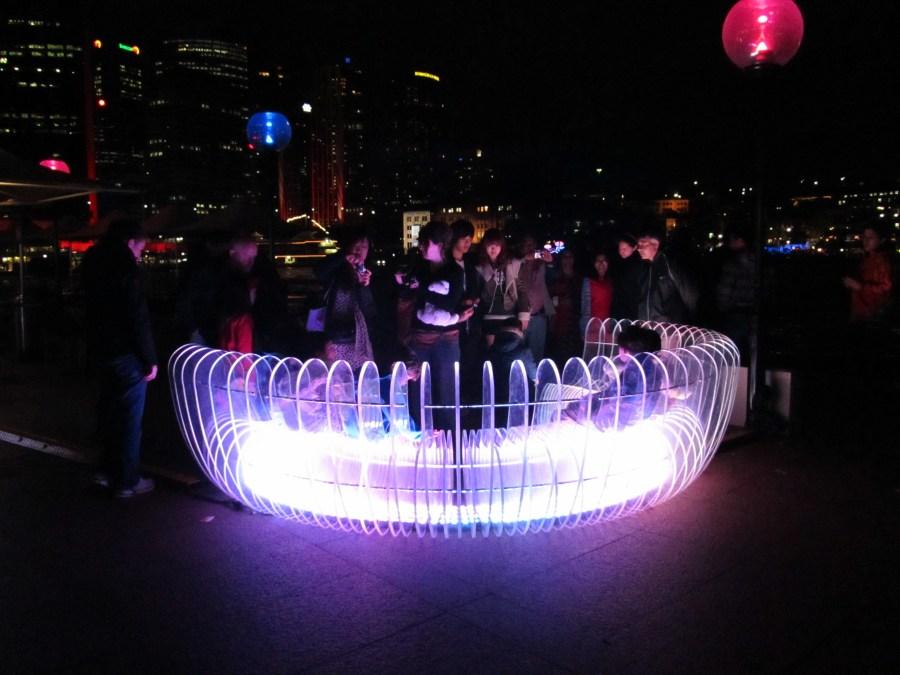 Vivid Festival, Sydney 2011
