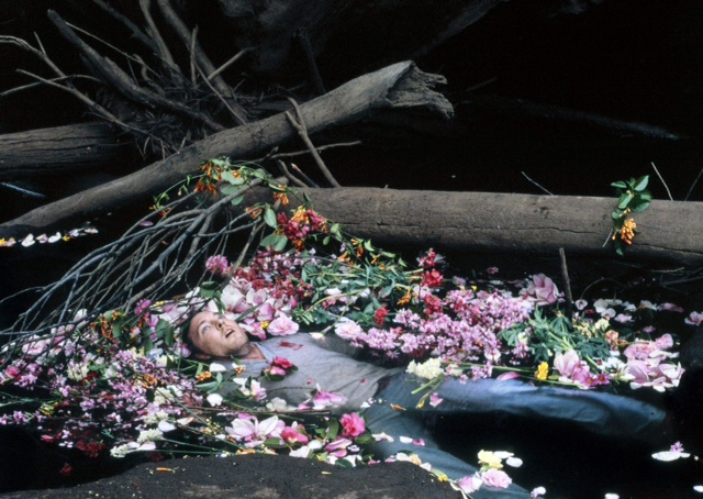 Still image from Ophelia 2008 Video DVD by Liam Benson