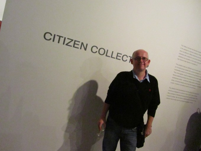 Hawkesbury One exhibition opening in Newcastle