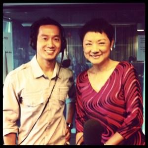 David Hua and Francis Yip
