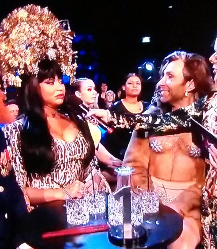 Army Of Lovers at Melodifestivalen