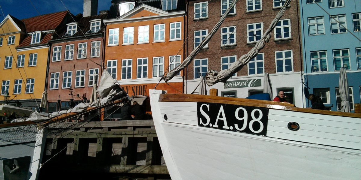 Saturday in Copenhagen