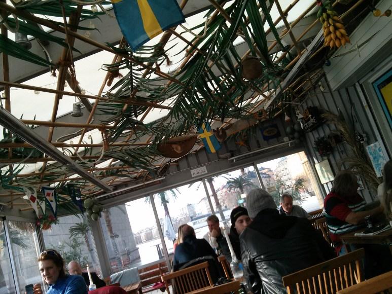 Loopen Restuarang in Stockholm