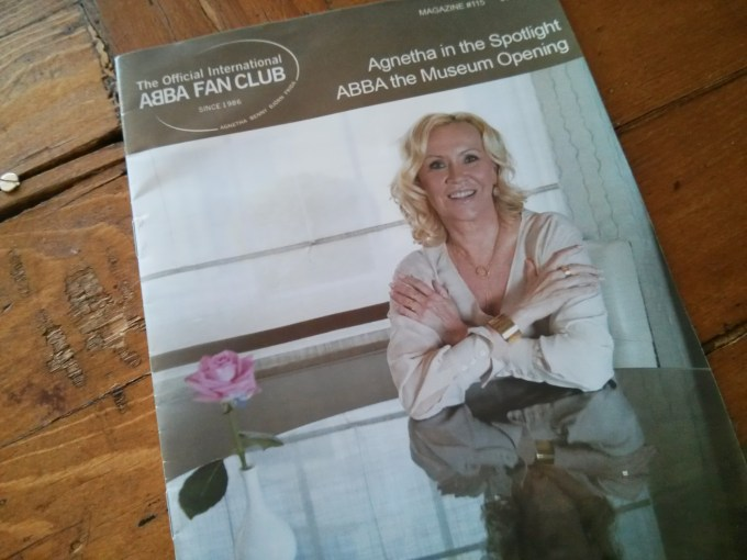 International ABBA Fan Club Magazine
