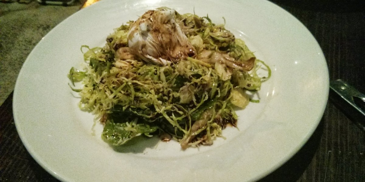 Brussel Sprouts at Fratelli Fresh