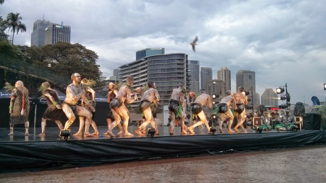 Bangarra Dance Theatre at Sydney Opera House