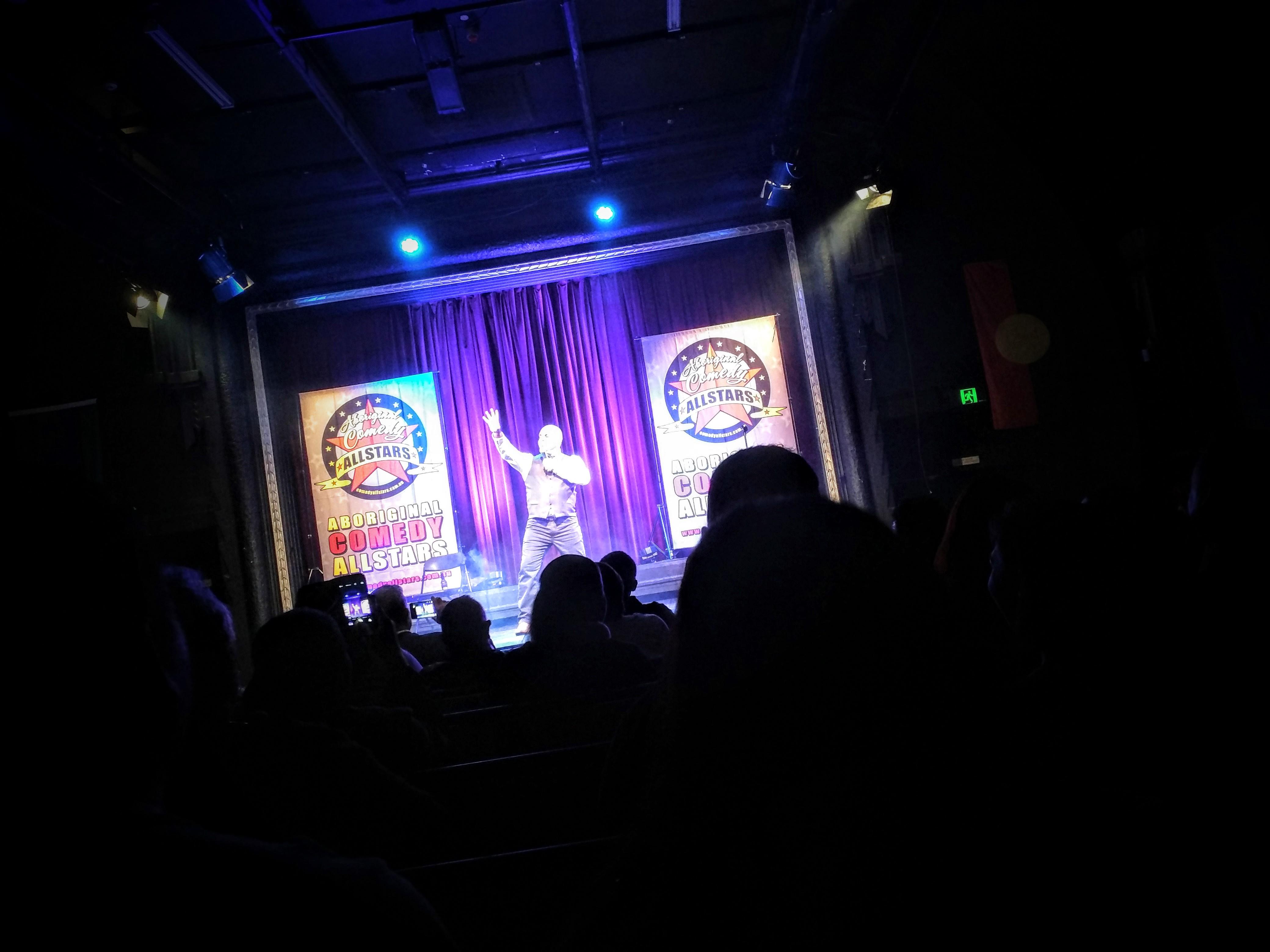 Aboriginal Comedy All Stars