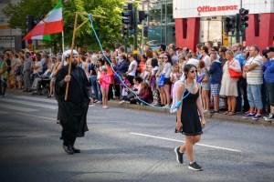Stockholm Pride - Iranian Human Rights