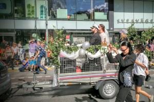 Stockholm Pride - Carl Phillip and Sonia