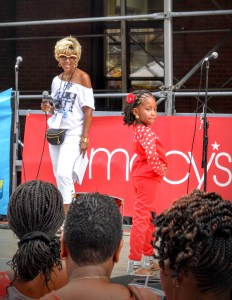 Fashion at Harlem Week
