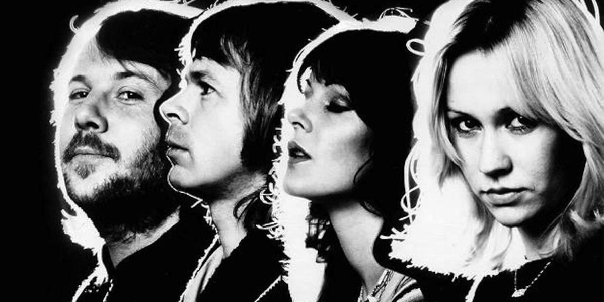 ABBA Photographic Reunion