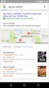 Adelaide Gay Scene