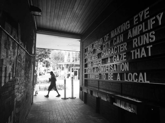 Village Voices Pic & Words: Karina Kreminski