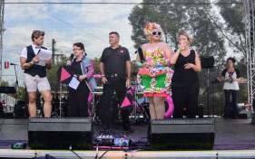 Generations at Sydney Gay and Lesbian Mardi Gras Fair Day