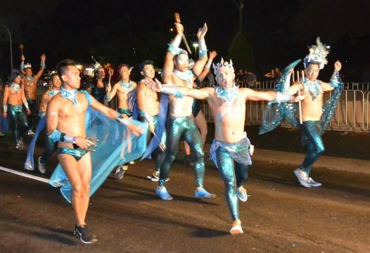 Sydney Gay and Lesbian Mardi Gras Parade 2017