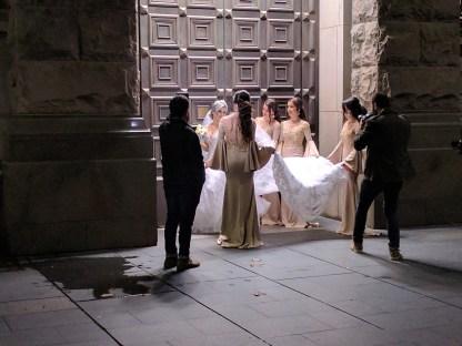 Martin Place Wedding