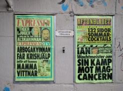 Swedish Newspapers