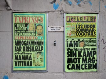 Swedish Newspapers