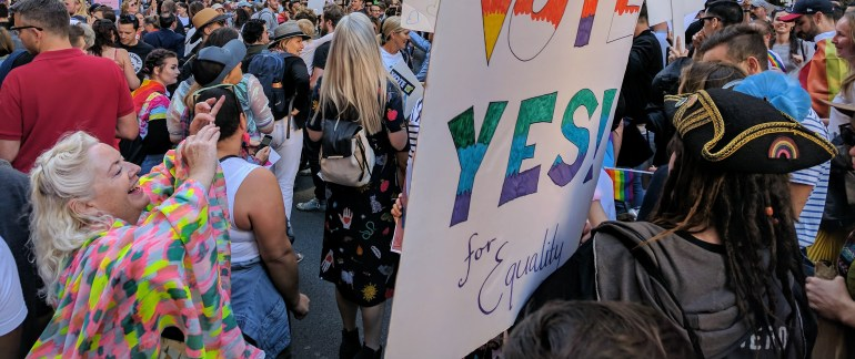 Sydney's Marriage Equality Rally 8