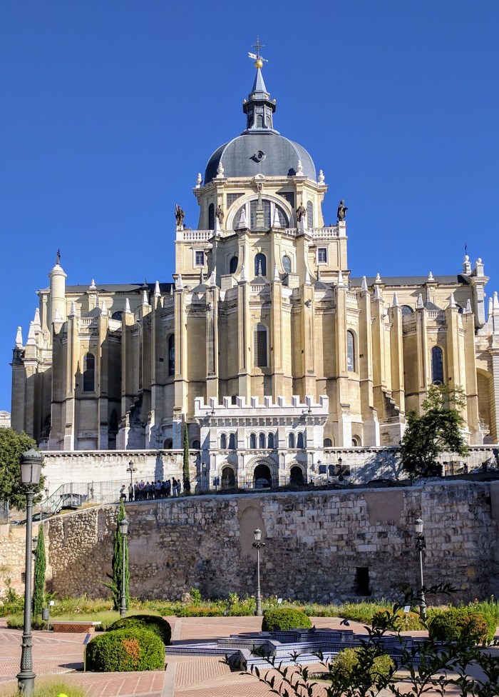 Christianity meets Islam in Madrid