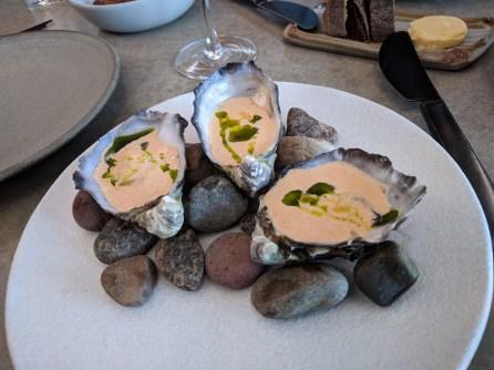Aløft Oyster