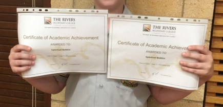 Certificates for Sam