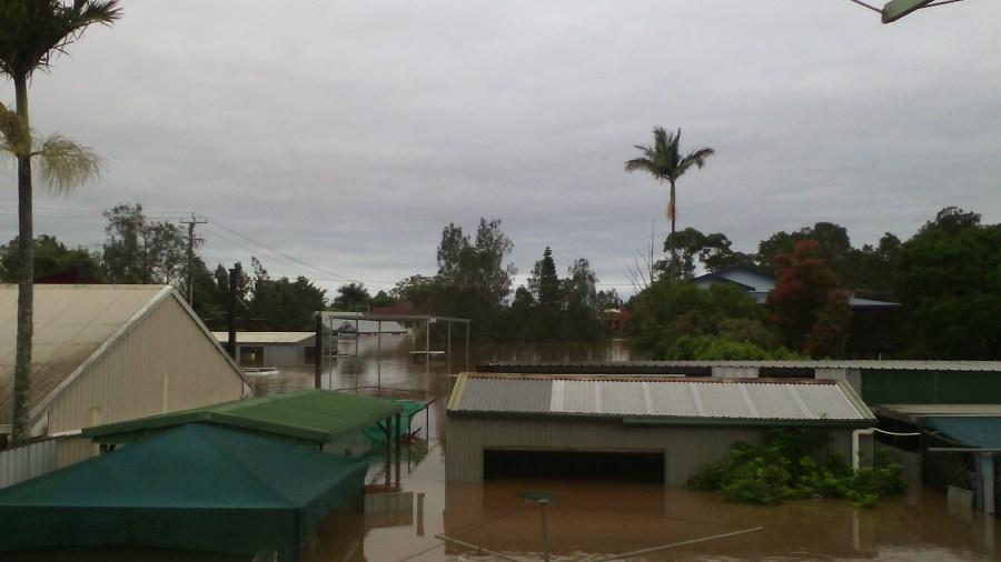 Lismore Flood 2