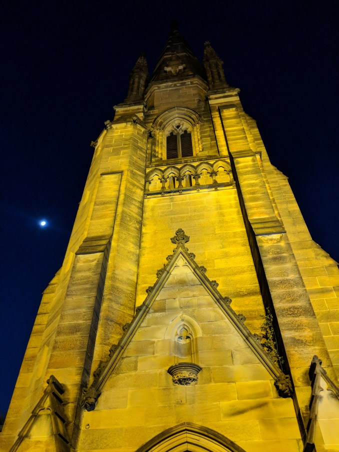 Anglican Church, Darlinghurst Sydney