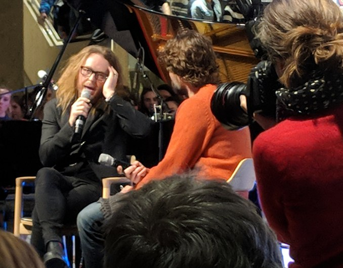Minchin and Quilty