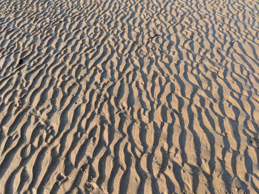 Low Tide at Mindil Beach in Darwin