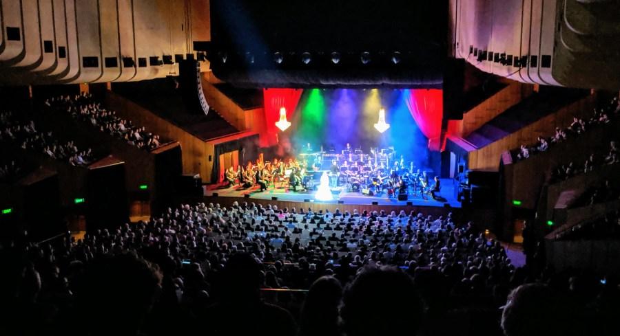 Megan Hilty plays Sydney Opera House