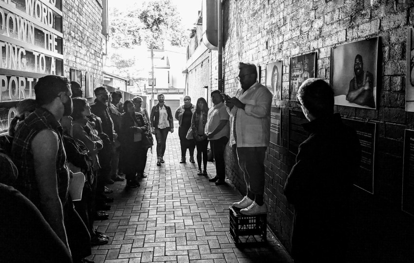 Villages Voices and Surry Hills & Valleys Story-Telling & Photography. November 10, 2020.