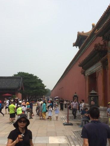 Forbidden City - Outside again