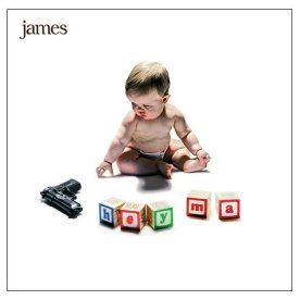 A baby with a gun was too much for some, but to the band's credit they stuck to their vision and refused to change the cover.