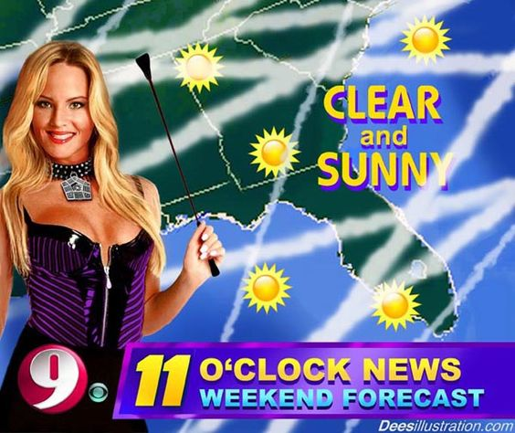 Dees weather forecast