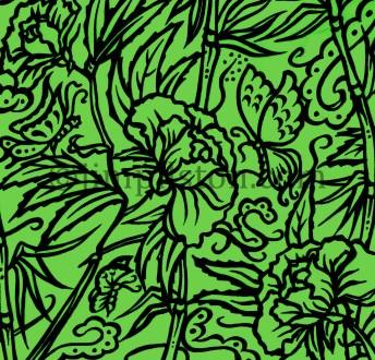 Foliate Wrap