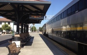 Attorney James Pixton Takes a Bankruptcy Trip from Oakland to Fresno on Amtrak