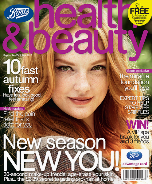 Natural Health Beauty Magazine Subscription | Buy at ...