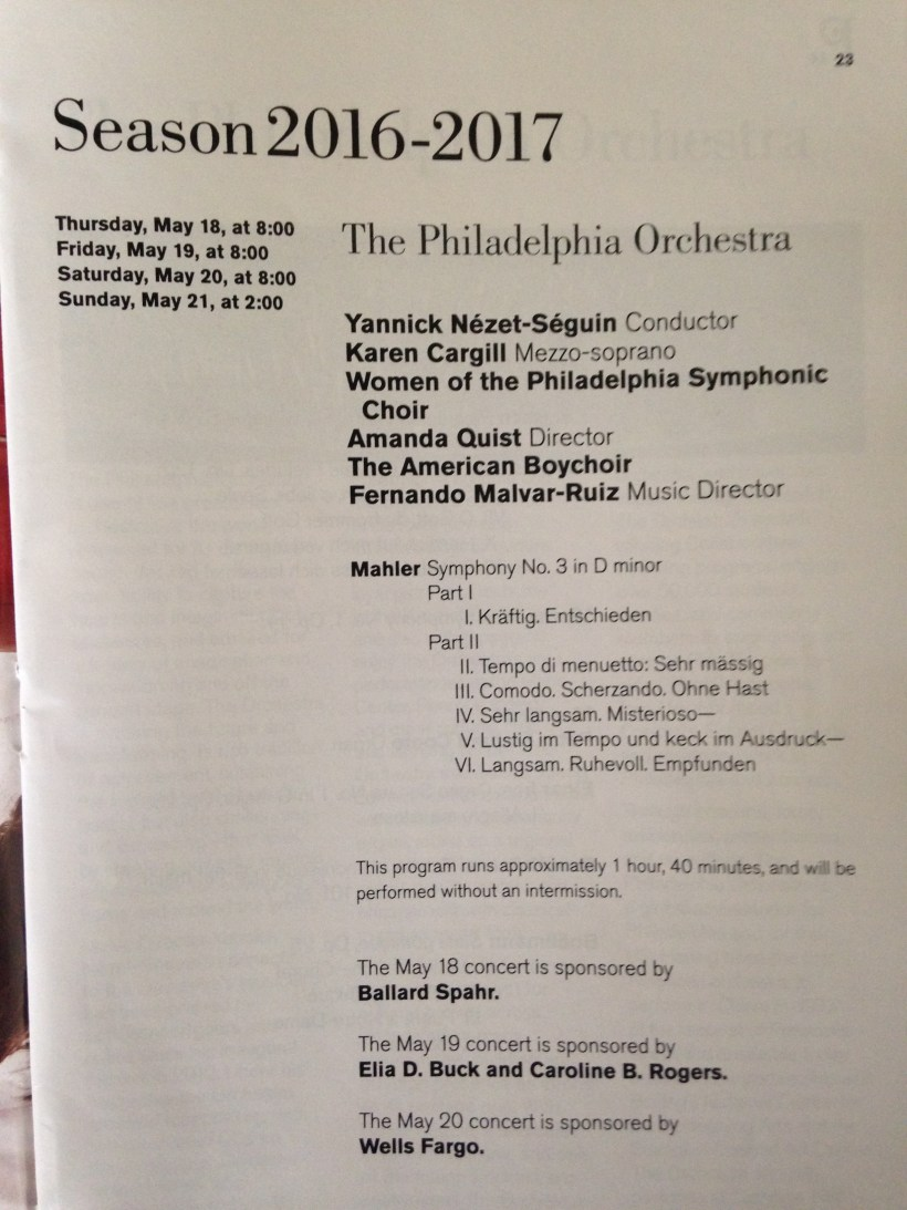 philadelphia orchestra james primosch