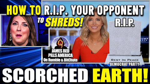 RIP DEMOCRATS!! Kayleigh McEnany & Ronna McDaniel Shred Fake News In SCORCHED EARTH Press Conference