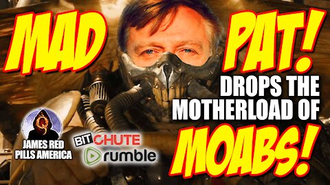Viral Must Watch! Pat's Pissed! Explosive Interview: Patrick Byrne Drops More MOABs in This Video