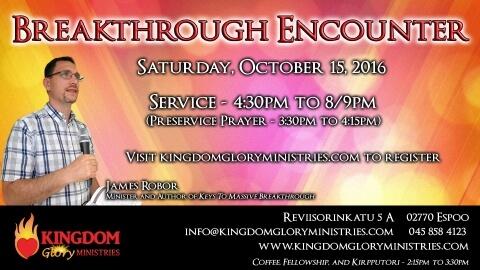 Breakthrough Encounter