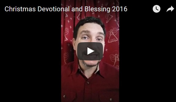 Updates, Christmas Devotional Video, and More!