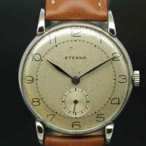 Gents Eterna dress watch Circa 1940s